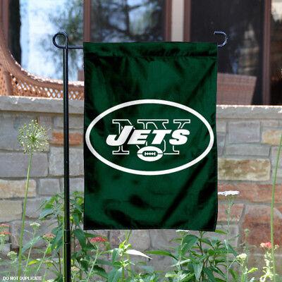 Party Animal New York Jets Garden Flag