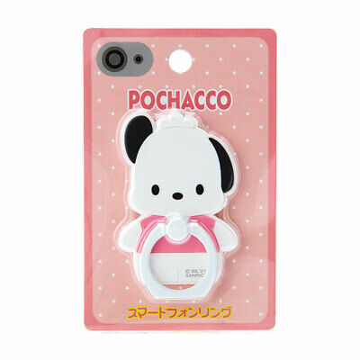 Pochacco Character Shaped phone ring Hold ring Sanrio 2021 NEW