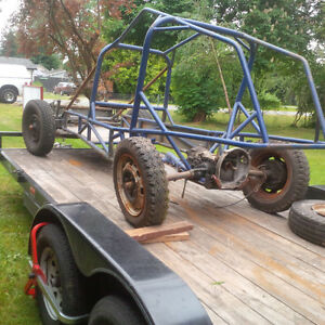 Sandrail/dune buggy parts project
