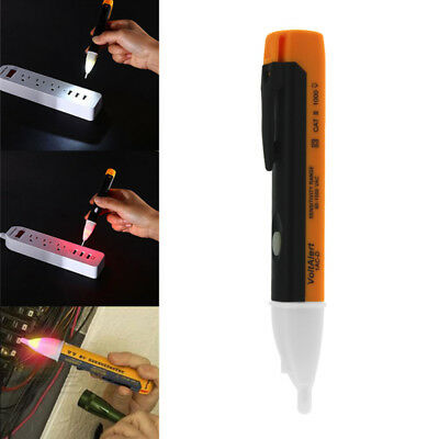 Acdc Non-contact Electric Test Pen Voltage Digital Detector Tester 901000v Lcd