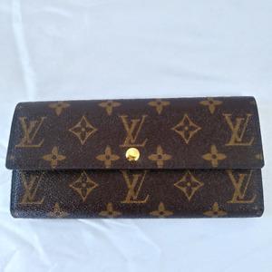 Portefeuille authentique Louis Vuitton estimation preuve dispo