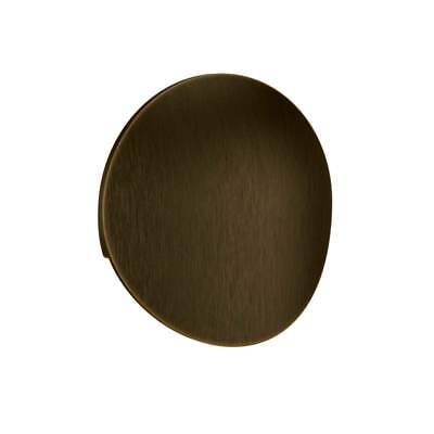 Jacuzzi Drain Kit - Jacuzzi PG35845 Oil Rubbed Bronze PVC Toe Tap Drain Kit with Low Profile Slip Co