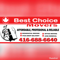 GTA MOVING & DELIVERY $49