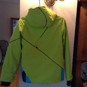 Spider Girls Winter Jacket Size 16