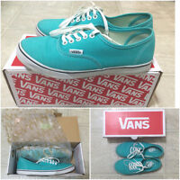Slightly Used Vans Womens Shoes Size 6/Girls Size 4