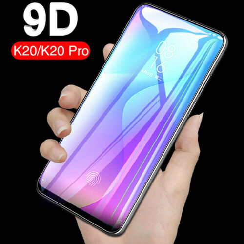 No Retail Package Waterproof K20 Pro//Mi 9T DONG 50PCS Non-Full Matte Frosted Tempered Glass Film Protector Film for Xiaomi Redmi K20