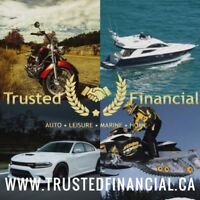 Huge Career Opportunity with Trusted Financial
