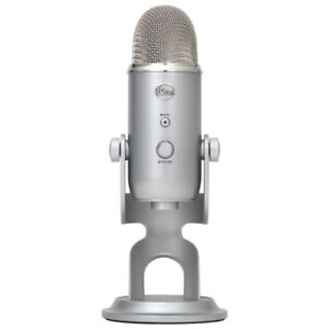 Blue Yeti Microphone + Blue Radius II Shock Mount