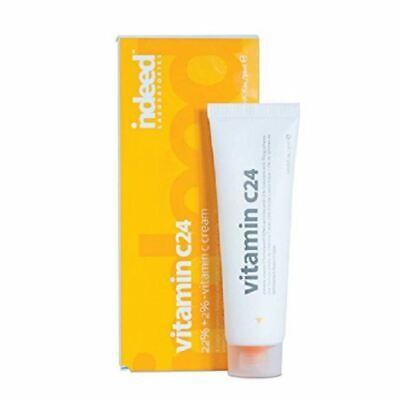 Indeed Labs Vitamin C24 cream 30ml  New
