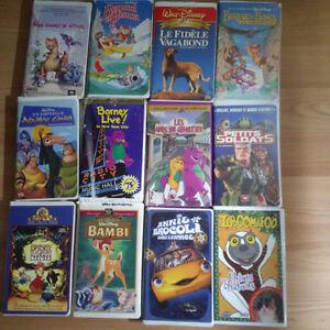 Films VHS et DVD Gatineau Ottawa / Gatineau Area image 1