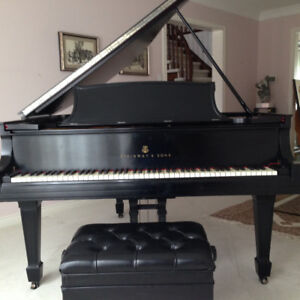 "Beautiful Steinway Model 'O' (5' 10"")"