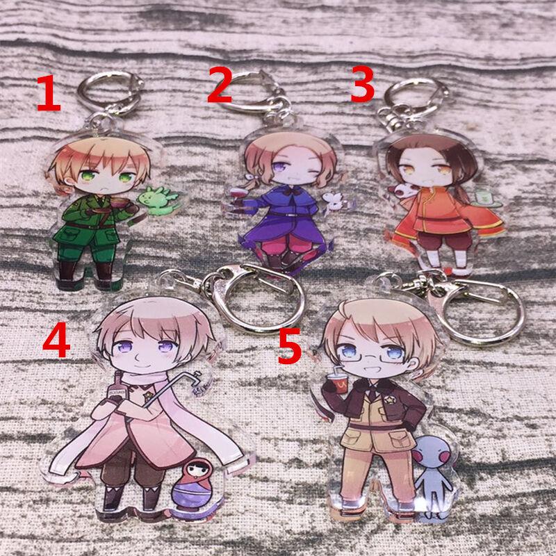 Anime Axis powers Hetalia Wall Scroll Home Decor cosplay 2170