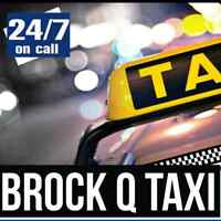 Flat Rates for everyone BrockQtaxi