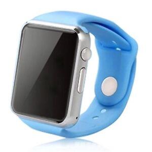 montre smart watch pour android téléphone soutien hommes femmes