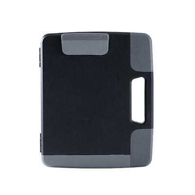 Portable A4 Files Document Clipboard Storage Case Organizer Holder Office Supply
