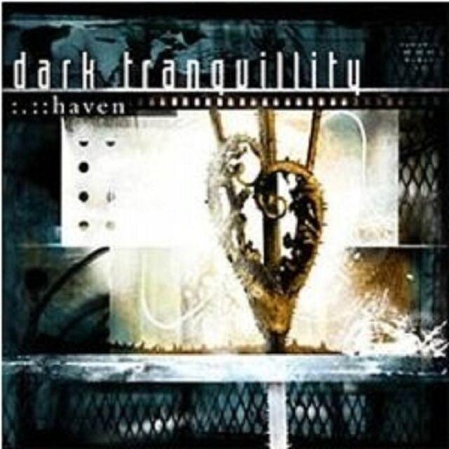 "DARK TRANQUILLITY ""HAVEN"" CD RE-RELEASE BONUSTRACKS NEU"