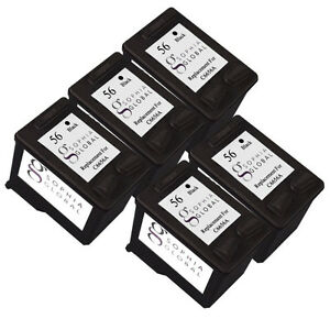 HP 56 Black Printer Ink