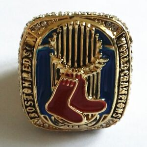Boston Red Sox World Series Champs 2013 Replica Rings