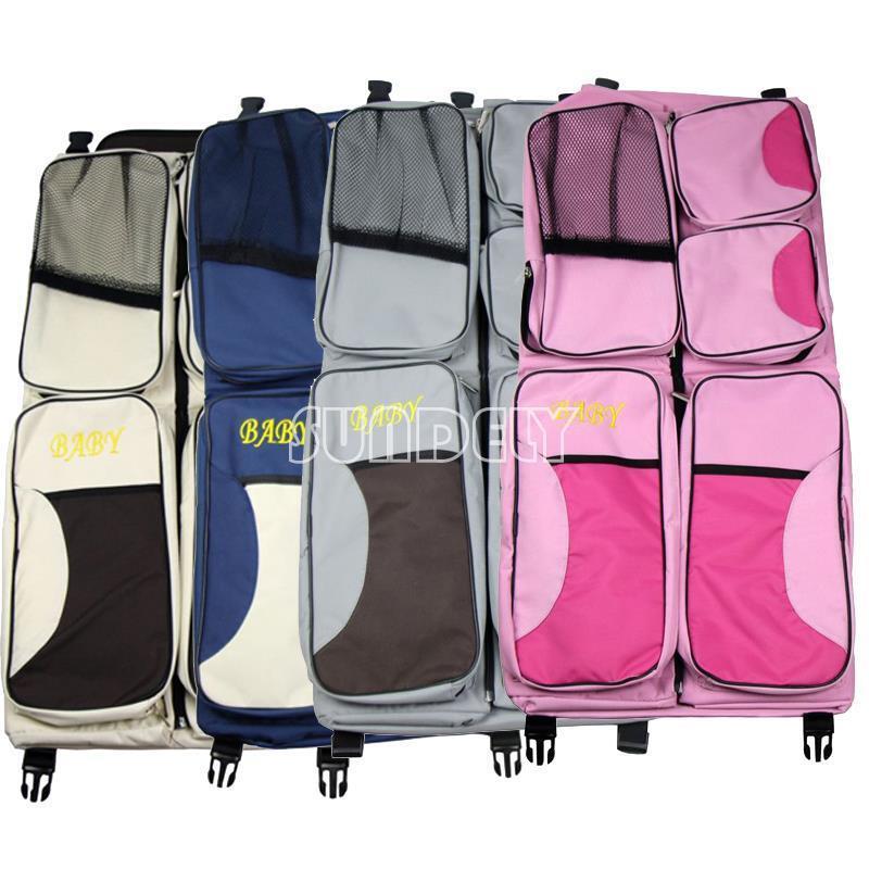 Multi Function Folding Travel Crib Newborn Baby Bag Diaper