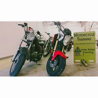 MOTORCYCLE & DRIVER ED TRAINING | AIRMILES PROVIDER!
