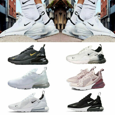 Mens Air Max Nike 270 Running Shoes Light Sports Trainer Sneakers Size 6-10 UK