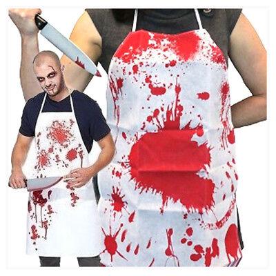 Effrayant Bloody Tablier Halloween Cuisine Décoration Maison Hanté Déguisement - Decoration Maison Halloween