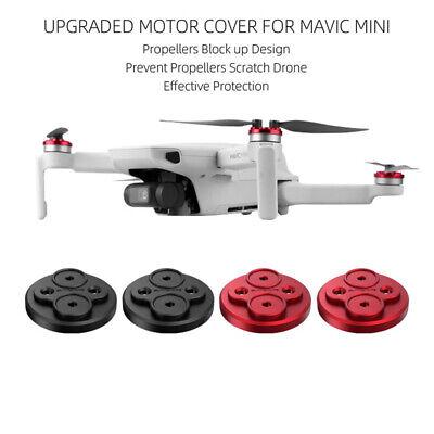 4PCS Aluminum Alloy Motor Protective Covers For DJI Mavic Mini Drone Accessories