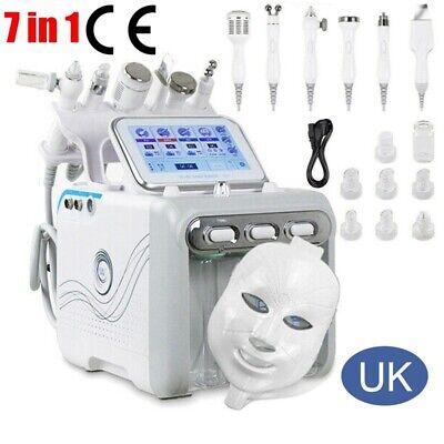 7in1 Spa Hydra Water Facial Cleaner Aqua Peel Hydro Dermabrasion Beauty Machine
