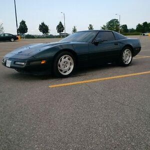 1992 Chevrolet Corvette LT1 Auto.