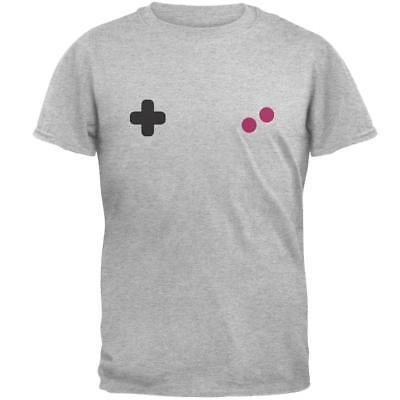 Halloween Retro Game Controller Buttons Costume Mens T Shirt - Game Controller Halloween Costume