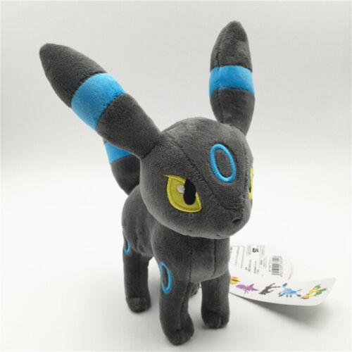"Pokemon Shiny Umbreon Plush Soft Plush Doll 8"" / FAST USA SHIPPER"