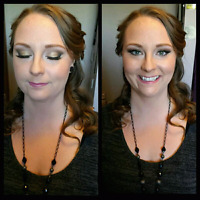 Get your Makeup and Hair done