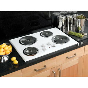 counter stove top in black,bought but never used