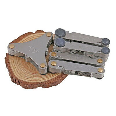 Screw Thread Cutting Gauge Tool Set Centre 5560 Inch Metric