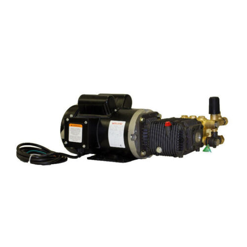 Electric Pressure Power Washer 1500PSI 2.00HP  2.2 GPM 110V 1750 RPM