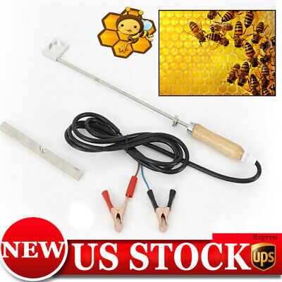 12v 150w Oxalic Acid Vaporizer Bee Hive Evaporator Fumigation Electric Heater