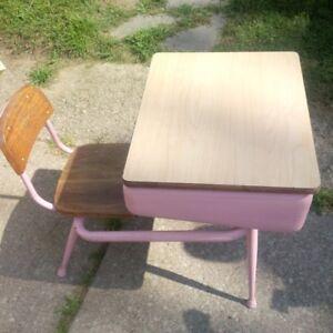 Child's Desk / Chair Combo - $35