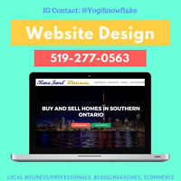 Want an awesome website for an affordable price? Contact me!