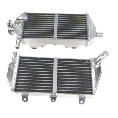 LR ALUMINUM MOTORCYCLE RADIATOR FOR <em>YAMAHA</em> YZ450F YZ450F 2010 2011 20