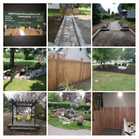 Custom Renovations and Landscaping