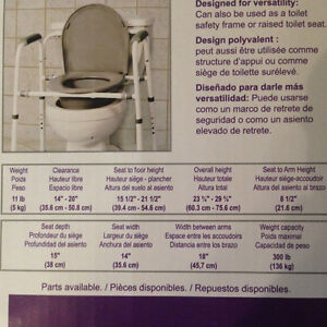 MEDPRO HOME CARE COMMODE London Ontario image 5