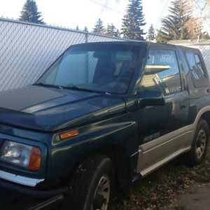 1998 Suzuki Sidekick Other