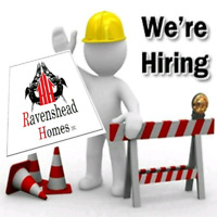 Residential construction job opening