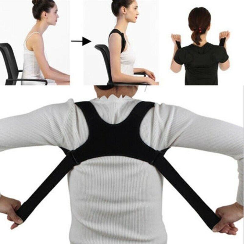 posture corrector clavicle shoulder neck back spine