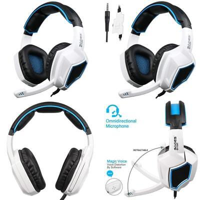 Купить SADES SA-920 Stereo Gaming Headsets Headphones for PS4 Xboxone PC PS3 with MIC
