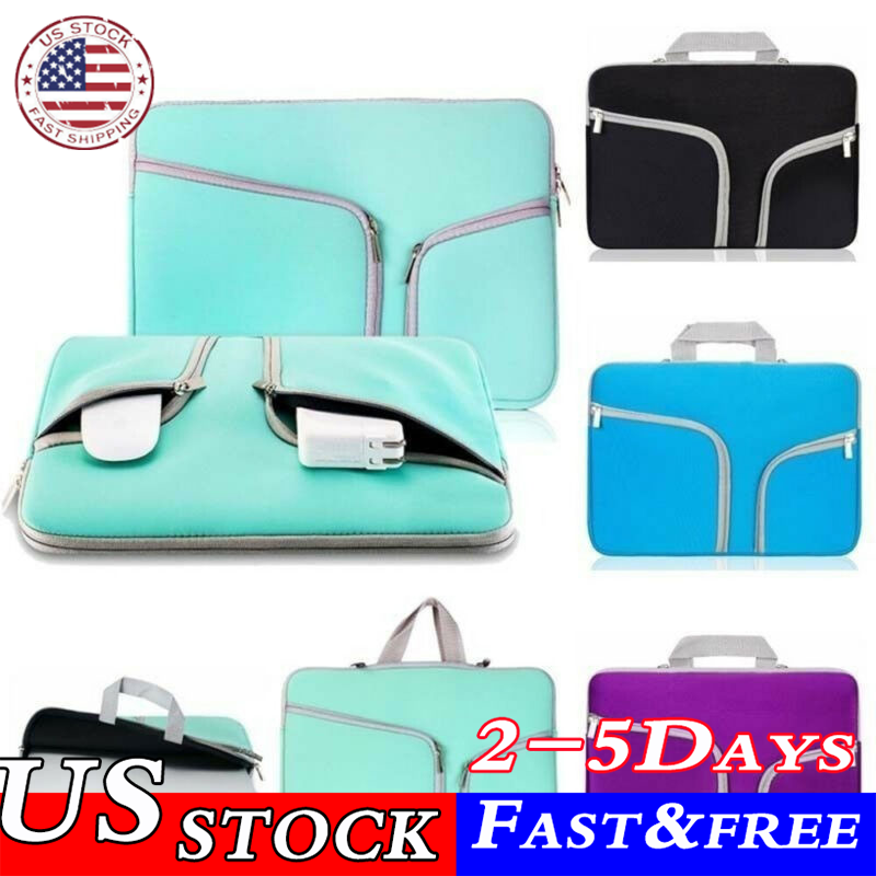 Laptop Bag Handbag Sleeve Case Cover Computer Pouch For HP D