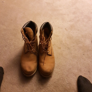Timberlands Sz12 new condition