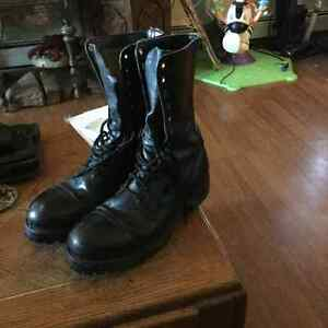 Vibram service/field boots