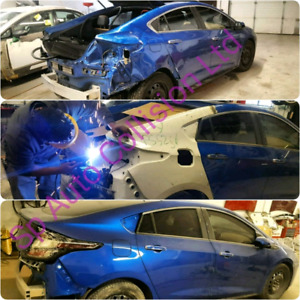 Auto body shop same day service