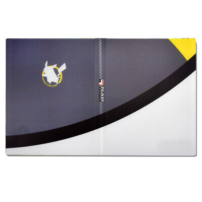 240 Cards Pokemon Card Album Binder Folder Book List Collector Capacity Holder H